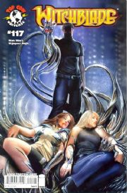 Witchblade #117 Cover A Sejic Top Cow comic book